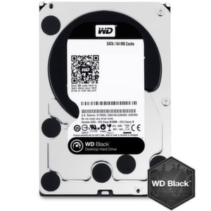 "HDD 500GB WD Black 3.5""SATAIII 64MB 7200rpm 5"
