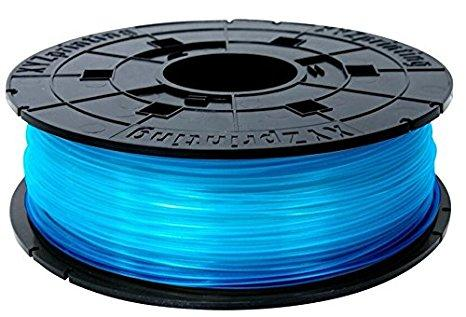 Refill 3D printer XYZprinting - PLA (NFC) filament, 1.75 mm , Clear  BLUE