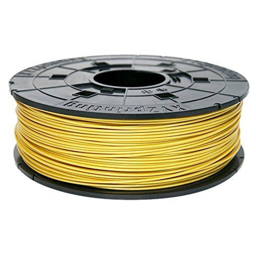 Refill 3D printer XYZprinting - PLA (NFC) filament, 1.75 mm, Yellow