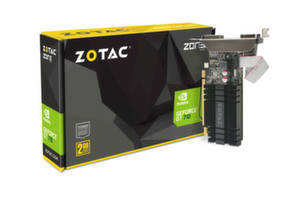 Видео карта ZOTAC GeForce GT 710 ZONE Edition, Low