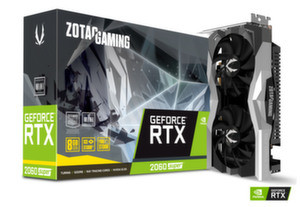 Видео карта ZOTAC GAMING GeForce RTX 2060 SUPER Mini