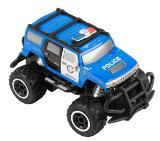 uGo RC police car 1:43, 10km/h