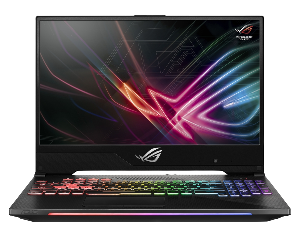 Asus STRIX GL504GS-ES056, Intel Core i7-8750H (up to 4.1 GHz, 9MB)