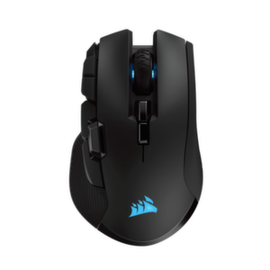 Геймърска мишка Corsair IronClaw RGB Wireless with Slipstream Technology