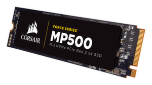 Corsair SSD Internal NVMe M.2, 480 GB