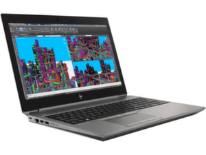 HP Zbook 15 G5 Intel® Core™ i7-8750H