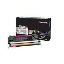 Magenta High Yield Toner Cartridge, 10, 000 pages, C748de, C748dte, C748e, Return Programme