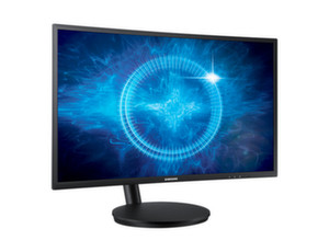 "Monitor Samsung C27FG70F Curved 27"" LED"