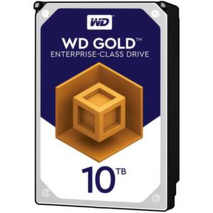 HDD 10TB SATAIII WD Gold 7200rpm 256MB for servers